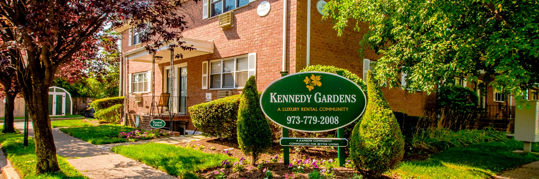 Kennedy Garden Apartments For Rent in Lodi, NJ Welcome