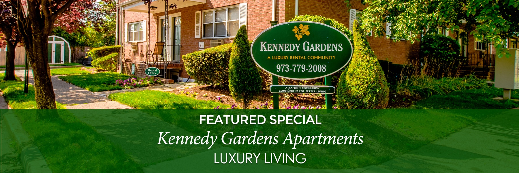 Kennedy Garden Apartments For Rent in Lodi, NJ Specials